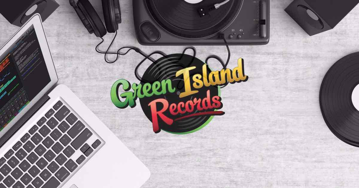 the green island reggae music scene